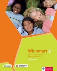 Wir Smart 2 Klasa 5. Szkoła podstawowa. Podręcznik wieloletni CD - okładka podręcznika