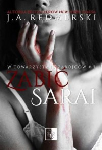 Zabić Sarai - okładka książki
