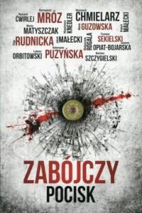 Zabójczy pocisk - okładka książki