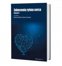 Zaburzenia rytmu serca - okładka książki