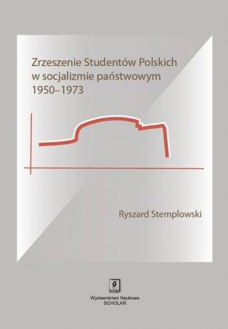 Zrzeszenie Studentów Polskich w - okładka książki