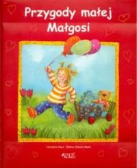 Przygody małej Małgosi - okładka książki