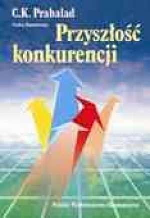Przyszłość konkurencji - okładka książki