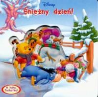 Śnieżny dzień! - okładka książki