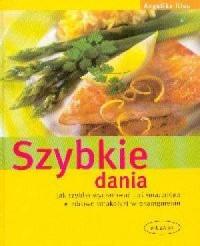 Szybkie dania - okładka książki