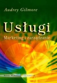 Usługi. Marketing i zarządzanie - okładka książki