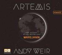 Artemis - pudełko audiobooku