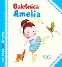 Baletnica Amelia - okładka książki