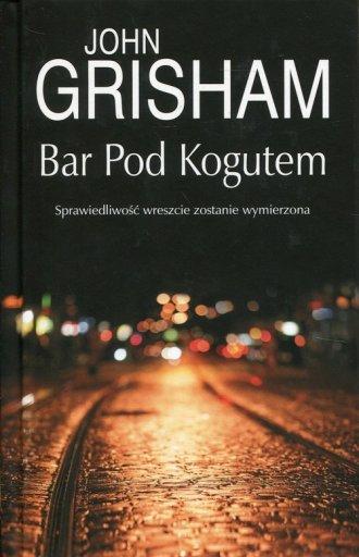 Bar Pod Kogutem - okładka książki