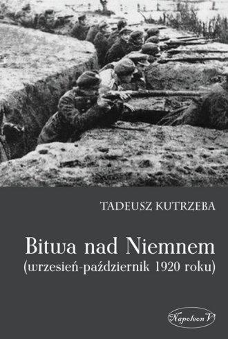Bitwa nad Niemnem wrzesień-październik - okładka książki