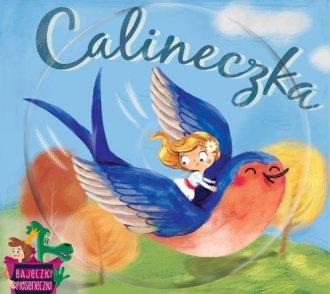 Calineczka - okładka płyty