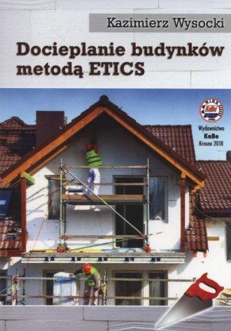 Docieplanie budynków metodą ETICS - okładka książki