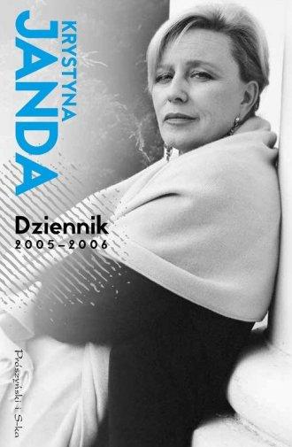 Dziennik 2005 - 2006 - okładka książki