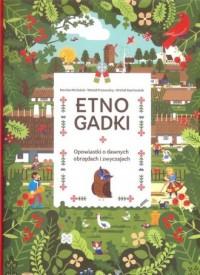Etnogadki - okładka książki