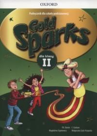 Gold Sparks 2. Szkoła podstawowa. Podręcznik (+ CD) - okładka podręcznika