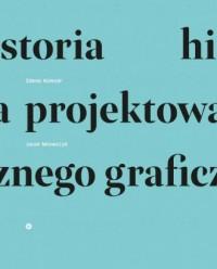 Historia projektowania graficznego - okładka książki