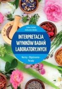 Interpretacja wyników badań laboratoryjnych - okładka książki