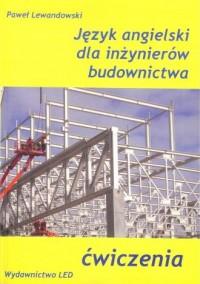 Język angielski dla inżynierów budownictwa - okładka podręcznika