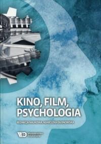 Kino, film, psychologia - okładka książki
