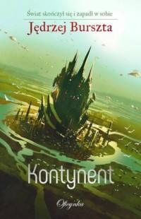 Kontynent - okładka książki