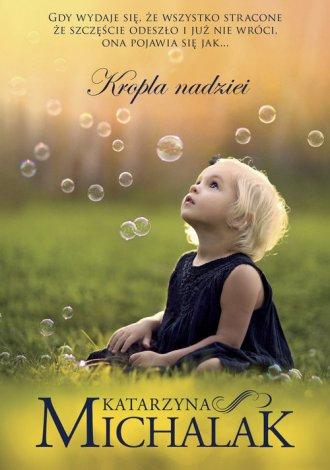 Kropla nadziei - okładka książki