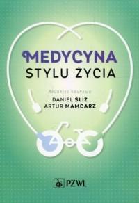 Medycyna stylu życia - okładka książki