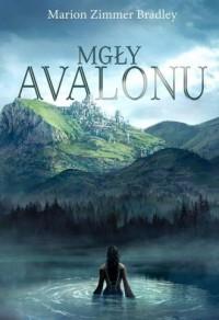 Mgły Avalonu - okładka książki