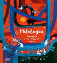 Mitologia. Przygody słowiańskich - okładka książki