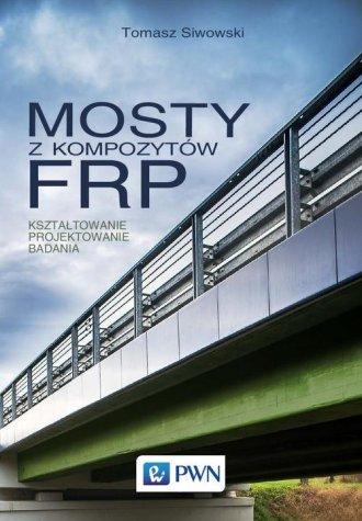 Mosty z kompozytów FRP - okładka książki