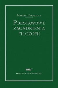 Podstawowe zagadnienia filozofii - okładka książki