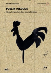 Poezja i okolice. Między krytyką literacką a historią literatury / Pasaże - okładka książki