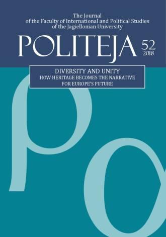 Politeja 2018, nr 52 - okładka książki