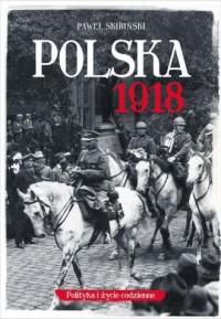 Polska 1918 - okładka książki