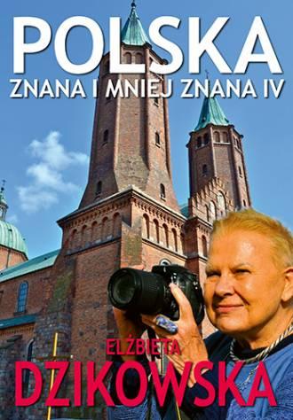Polska znana i mniej znana IV - okładka książki