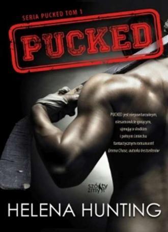 Pucked. Tom 1 - okładka książki
