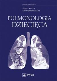 Pulmonologia dziecięca - okładka książki