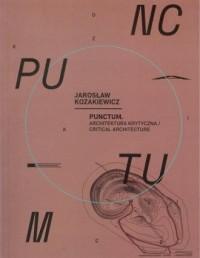 Punctum - okładka książki