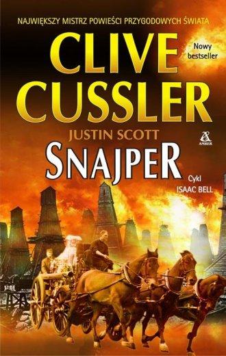 Snajper - okładka książki