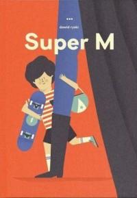 Super M - okładka książki