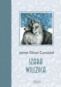 Szara wilczyca - okładka książki