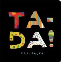TA-DA! - okładka książki