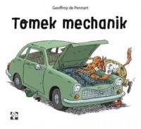 Tomek mechanik - okładka książki