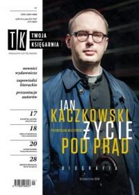 Twoja Księgarnia 1/2018 (37) - okładka książki