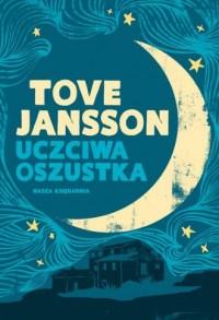 Uczciwa oszustka - Tove Jansson - okładka książki