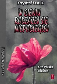 W cieniu rodzącej się Niepodległej. A to Polska właśnie - okładka książki