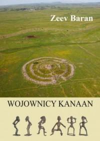 Wojownicy Kanaan - okładka książki