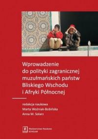 Wprowadzenie do polityki zagranicznej - okładka książki