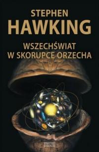 Wszechświat w skorupce orzecha - okładka książki