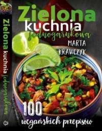Zielona kuchnia jednogarnkowa - okładka książki