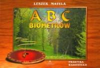 ABC Biometrów - Leszek Matela - okładka książki